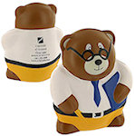 Teacher Bear Stress Balls